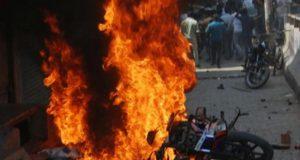 بھارتی سپریم کورٹ کے متنازع فیصلے پر ہنگامے، 9 افراد ہلاک اور سیکڑوں زخمی