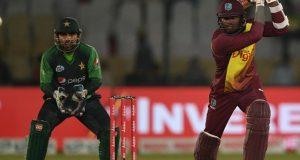 تیسرا ٹی ٹوئنٹی؛ ویسٹ انڈیز کا پاکستان کو جیت کے لیے 154 رنز کا ہدف