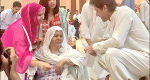 تیس سال تک حکومت کرنے  والوں سے ڈھنگ کا ایک ہسپتال  بھی نہ بن سکا ،عمران خان