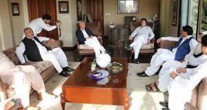پیپلز پارٹی کی مسلح وارداتیں سندھ میں تحریک انصاف کی مقبولیت سے خوفزدہ ہونے کی علامت ہیں،عمران خان