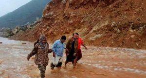 بحیرہ عرب میں بننے والے طوفان 'میکونو' نے یمن میں تباہی مچادی