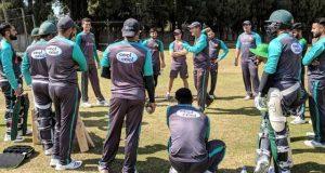قومی کرکٹ ٹیم نے ہرارے میں پریکٹس کا آغاز کردیا