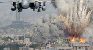 شام کے صوبے ادلب میں روسی طیاروں کی بمباری، 44 افراد جاں بحق
