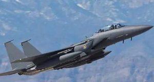 امریکی لڑاکا طیارہ جاپان کے ساحل پر گر کر تباہ