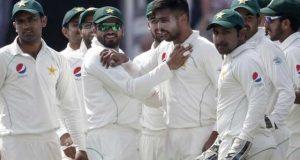 ٹیسٹ رینکنگ میں پاکستان کی ساتویں پوزیشن برقرار
