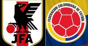 فٹبال ورلڈ کپ میں کولمبیا اور جاپان کی دوسرے راؤنڈ میں رسائی