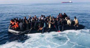 لیبیا؛ بحیرہ روم میں کشتی الٹنے سے 100 تارکین وطن کی ہلاکت کا خدشہ