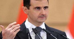 شام میں خانہ جنگی آئندہ سال تک ختم ہوجائے گی، بشار الاسد
