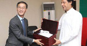 عمران خان کی کامیابی خطے کیلئے خوش آئند ہے، چینی سفیر