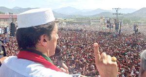 22سال کی جدوجہد کا ثمر مل گیا: اب بڑے ڈاکو اسمبلیوں میں نہیں جیلوں میں جائیں گے: عمران خان
