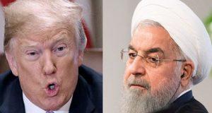 ٹرمپ نے ایرانی صدر کو سنگین نتائج کی دھمکی دے دی