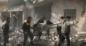 شام میں داعش کے خودکش حملوں میں 100 افراد ہلاک