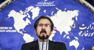 امریکا سے دھمکیوں کی چھاؤں میں مذاکرات نہیں ہوں گے، ایران