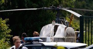 فرانس کا بدنام زمانہ گینگسٹر جیل سے ہیلی کاپٹر کے ذریعے فرار