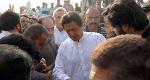 فوج کی شفافیت شک سے بالاتر ہے: عمران خان