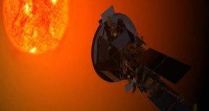 ناسا کا ایئر کرافٹ سورج کو چھونے کے لیے تیار