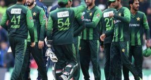سہ ملکی ٹی 20 سیریز؛ پاکستان نے زمبابوے کو 74 رنز سے شکست دیدی