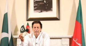 ملک کو قائد اعظم ؒکے خوابوں کی تعبیر بنائیں گے :عمران خان
