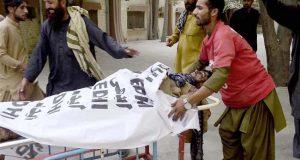 ایک دن میں دشمن کے پاکستان پر 2حملے132جاں بحق، 150سے زائد زخمی