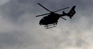 جنوبی کوریا کا فوجی ہیلی کاپٹر گر کر تباہ، 5 اہلکار ہلاک