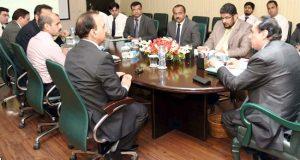 نیب اجلاس:خواجہ سعد رفیق سمیت کئی اہم شخصیات کےخلاف جاری تحقیقات کا جائزہ