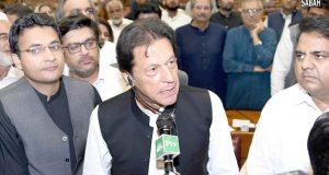 کسی لٹیرے کو این آر او نہیں ملے گا: احتساب کڑا ہوگا ،بلیک میل نہیں ہونگے، وزیر اعظم عمران خان