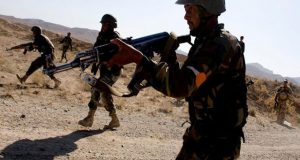 افغان صوبے فریاب میں طالبان کا فوجی قافلے پر حملہ، 25 اہلکار ہلاک