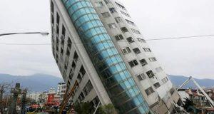 پرانے ٹائروں سے 'زلزلہ پروف' عمارتیں بنانے کا کم خرچ طریقہ