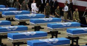 شمالی کوریا نے 65 سال بعد امریکی فوجیوں کی لاشیں واپس کردیں