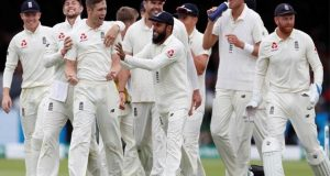 لارڈز ٹیسٹ میں انگلینڈ نے بھارت کو اننگز اور 159رنز سے شکست دے دی