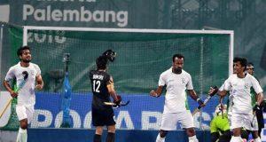 ایشین گیمزہاکی، پاکستان نے ملائیشیا کو 1-4 سے شکست دے دی