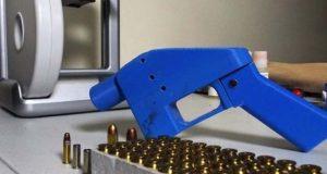 امریکا میں تھری ڈی پرنٹر سے اسلحہ بنانے کا طریقہ اپ لوڈ کرنے پر پابندی