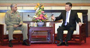 جنرل باجوہ شی جن پنگ خصوصی ملاقات پاکستان آزمایا ہوا آہنی دوست: سی پیک مخالفین نامراد رہیںگے،چینی صدر