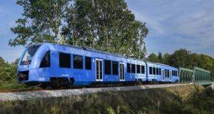 جرمنی میں ہائیڈروجن سے چلنے والی دنیا کی پہلی ٹرین کا افتتاح