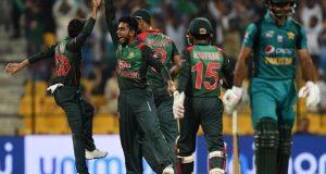 پاکستان کو شکست دے کر بنگلادیش ایشیا کپ کے فائنل میں پہنچ گیا