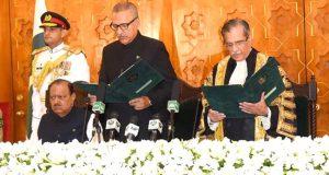صدرمملکت عارف علوی آج پارلیمنٹ کے مشترکہ اجلاس  سے خطاب کریں گے