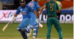 بھارت نے پاکستان کو 8 وکٹ سے شکست دے دی