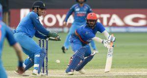 ایشیا کپ: بھارت اور افغانستان کے درمیان میچ برابر ہوگیا