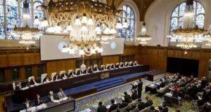 فلسطین نے امریکا کے خلاف عالمی عدالت انصاف سے رجوع کر لیا