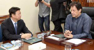 وزیر اعظم سے چینی کمیونسٹ پارٹی  کے وفد کی ملاقات :کرپشن کے  کیخلاف چینی تجربات سے فائدہ  اٹھانا چاہتے ہیں،عمران خان