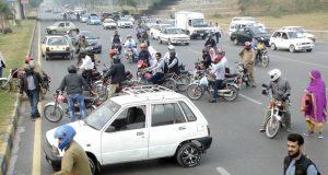 آسیہ بی بی کی بریت: تحریک لبیک کا ملک کے مختلف شہروں میں احتجاج