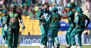 پاکستان کی پانچویں پوزیشن پر گرفت کمزور پڑنے لگی