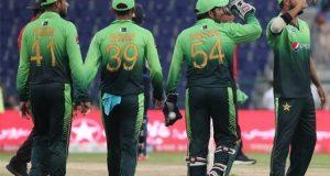 پاکستان نے ٹی ٹوئنٹی رینکنگ میں پہلی پوزیشن پر قبضہ کرلیا