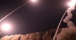 ایران کا اہواز حملے میں ملوث دہشتگردوں کے شامی ٹھکانوں پر میزائل حملے کا دعویٰ