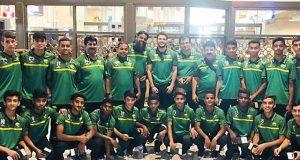 ساف انڈر15 فٹبال چیمپئن شپ، پاکستان نے بھارت کو شکست دے دی