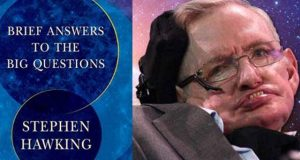 اسٹیفن ہاکنگ کی آخری کتاب شائع ہوگئی