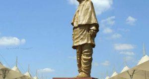 مودی نے دنیا کے سب سے بڑے مجسمے کا افتتاح کردیا