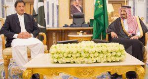 وزیر اعظم کی کامیاب ڈپلومیسی ، سعودی عرب پاکستان کو12ارب ڈالر کا پیکج دینے پر رضا مند
