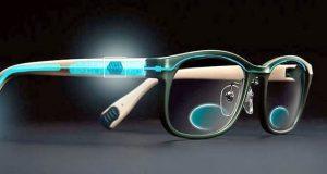 صرف ایک ٹچ پر 'فوکس' ہونے والی جدید عینک