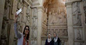 خانہ جنگی کے باعث بند شام کا قومی عجائب گھر کھول دیا گیا